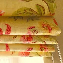 Римские шторы - их популярность