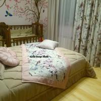 Дизайн текстиля для спальни