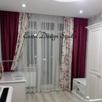 Дизайн штор Esstel