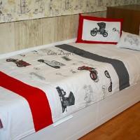 дизайн покрывала и подушек