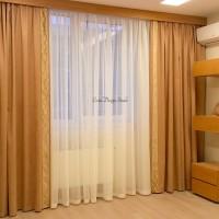 классические дорогие шторы